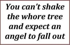 Can't shake the whore tree.like mother and sisters she too shall be a WHORE Minions, My Guy, Laugh Out Loud, True Stories, The Funny, Quotes To Live By, I Laughed, Favorite Quotes, Favorite Things