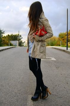 black clogs Zara