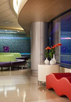Phoenix Childrens Hospital | HKS Architects | Phoenix, Arizona | #Pediatric