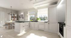 Kuchnia - zdjęcie od 3Deko Wnętrza - Kuchnia - Styl Rustykalny - 3Deko Wnętrza