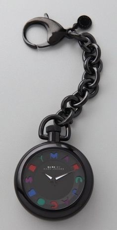 Marc by Marc Jacobs Handbag Charm Watch - StyleSays