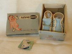 vintag pair, babi goodi, antiquevintag children, french leather