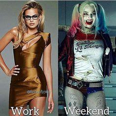 Work weekend