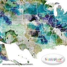 Push Pin Maps Framed World Map Worldmap World Travel Decor Kids - Large framed us map