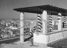 Panorâmica da cidade tirada do miradouro do Monte Agudo PT/AMLSB/SAL/S00022