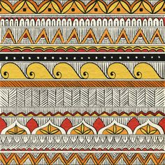 Stream Flute Loop by NickDaKick from desktop or your mobile device Worli Painting, Saree Painting, Kalamkari Painting, Fabric Painting, Madhubani Art, Madhubani Painting, Zentangle, Indian Folk Art, Indian Ethnic