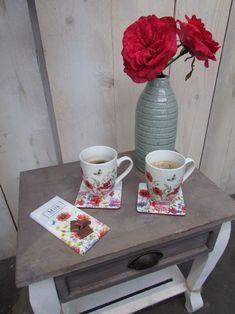 Beautifull poppy garden collection by Janneke Brinkman, licensed by Orange Licensing.