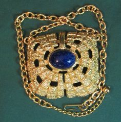 Vintage Napier Egyptian Revival Collection Choker by KeeVos
