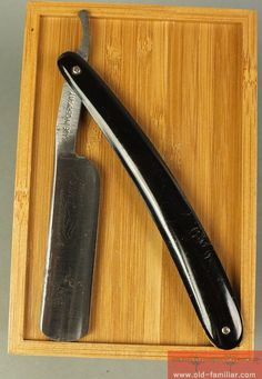 Eagle razor Made in Germany Rasiermesser ,straight razor, coupe choux,