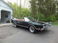 For sale is a 1971 Ford LTD Convertible with a 351 Windsor 8 cylinder engine with miles. Body, convertible top and interior are in good condition. Jaguar Xj13, Ford Convertible, Ford Ltd, Ford Classic Cars, Old Fords, Ford Motor Company, Station Wagon, Hot Cars, Muscle Cars