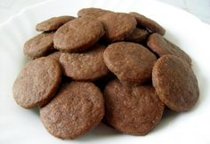 Macaroons, Ham, Dog Food Recipes, Brownies, Muffin, Cookies, Desserts, Pasta Noodles, Crack Crackers