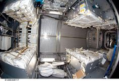 Space in Images - 2008 - 11 - Interior view of the Italian-built ...