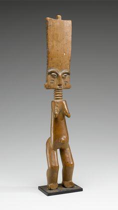 Akan Akua'Ba Fertility Figure, Fante, Ghana http://www.imodara.com/post/103298722434/ghana-akan-akuaba-fertility-figure-fante
