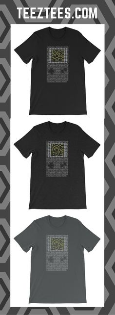 t-shirt by Teeztees Pacman Games, 8 Bit, New T, Gaming, Unisex, Clothing, Mens Tops, T Shirt, Design