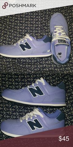 baf22f981aa1a New Balance 574 New, without tags. Never worn, perfect condition. Kids size  fits women size Yes, it fits true to size. New Balance Shoes Athletic Shoes