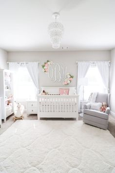 Olivia's Nursery Reveal - Morgan Bullard Toddler Bed, Furniture, Home Decor, Baby Newborn, Homemade Home Decor, Home Furniture, Interior Design, Decoration Home, Home Interiors