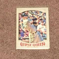 2016 Topps Gypsy Queen #81 Matt Duffy San Francisco Giants Baseball Card NM/Mint #sfgiants #SanFranciscoGiants