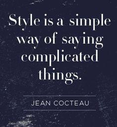 (43) style quote | Tumblr