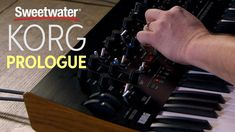 Korg Prologue Polyphonic Analog Synthesizer Review