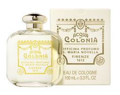 Such an elegant perfume - sorry, eau de Cologne - there is a difference!