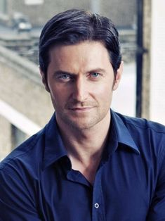 "theonewiththevows: ""Richard Armitage: ""Joe Mcgorty"" Photoshoot """