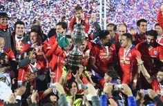Copa América 2015   Conmebol.com