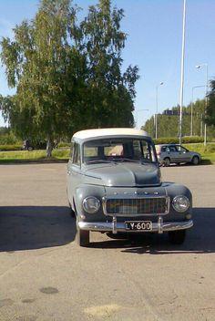 Volvo Duett from Haapajärvi. (2011)