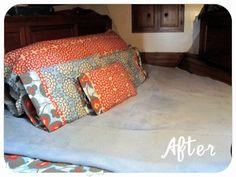 V-Berth sheets- great pattern, love these fabrics.  Rebel Heart - Sailing, cruising, liveaboard blog and website - Charlotte's Blog