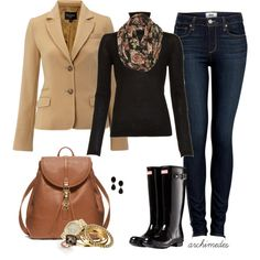 """Wellingtons"" by archimedes16 on Polyvore"