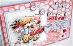 Image result for craft recollections valentine paper pads