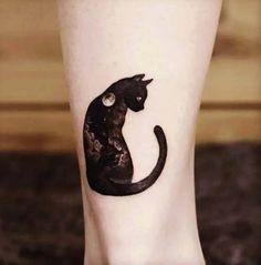 kedi dövmeleri cat tattoos 5