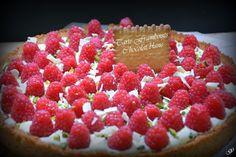 pointGleblog: Tarte Framboises Chocolat blanc
