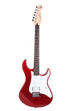 Save $ 110 order now Yamaha PAC012 – Red Metallic 6-string Electric Guitar