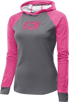 4bce50f47c8475 Klim Women's Vista Hoodie Polyester Spandex, Snow Fun, Long Sleeve Shirts,  Cloths,