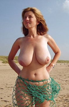 natural big mature tits women Naked