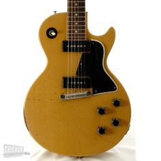 Gibson Les Paul Special TV Yellow 1957