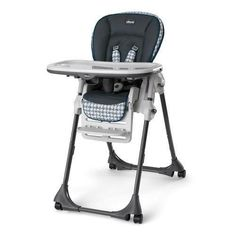 ba06e6d06a8e Baby Trend Deluxe 2-in-1 High Chair