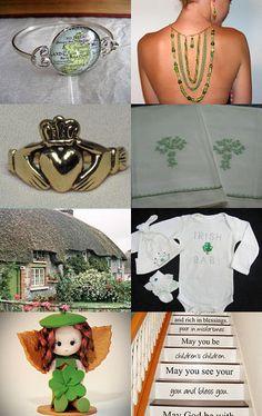luck of the Irish--Pinned with TreasuryPin.com