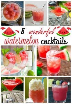 8 Wonderful Watermel