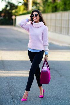 huge selection of be430 f38ec 57 mejores imágenes de zapatillas rosas en 2019   Casual clothes ...