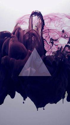 画像 : ▼△トライアングル・三角形△▼【幾何学】iphoneスマホ壁紙 待ち受け 画像 - NAVER まとめ