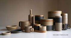 波佐見焼のよさを受け継ぐ hasami porcelain