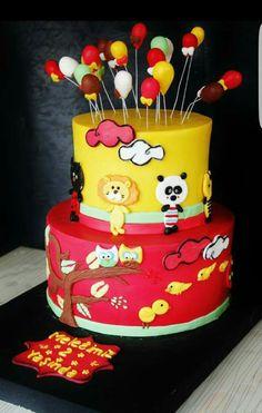 Choldren cake