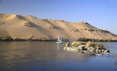 Nil auf Ägypten Reiseführer
