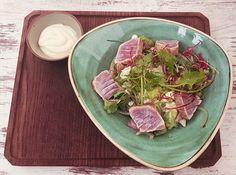 Edamame, Churchill, Avocado, Japanese, Ethnic Recipes, Food, Tuna, Linz, Cilantro