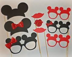 Items similar to Red minnie mouse photo booth props Minnie ears Mickey mouse ears Minnie decorations Mickey cutouts Minnie birthday Party hats on Etsy Mickey Mouse Photo Booth, Mickey Mouse Photos, Red Minnie Mouse, Mickey Ears, Mickey Mouse Wedding, Mickey Mouse 1st Birthday, Birthday Party Hats, Mickey Printables, Wedding Photo Booth Props