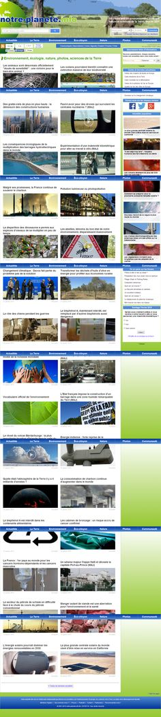 http://www.notre-planete.info/