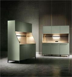 The SieMatic 29 Anniversary Edition for the AD magazine #anniversary #AD #URBAN #buffet