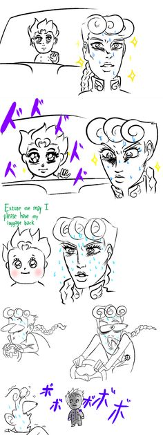 Thus Spoke Kishibe Rohan/ Kishibe Rohan wa Ugokana | JoJo's Bizarre Adventure | Know Your Meme
