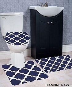 Saffron Fabs 2 Piece Bath Rug Set 100% Soft Cotton Size 24X17 Amazing 3 Piece Bathroom Rug Sets Design Ideas